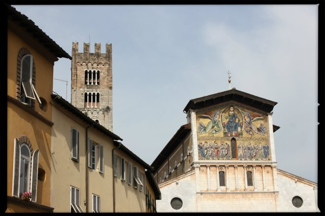Lucca. San Frediano.